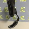 BK Laminated Socket_Carbon with Cheetah Foot